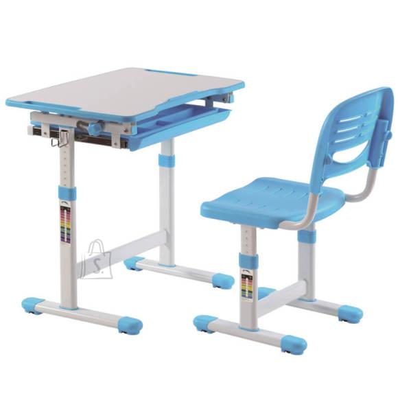 Reguleeritav kirjutuslauakomplekt Comfortline laud +tool