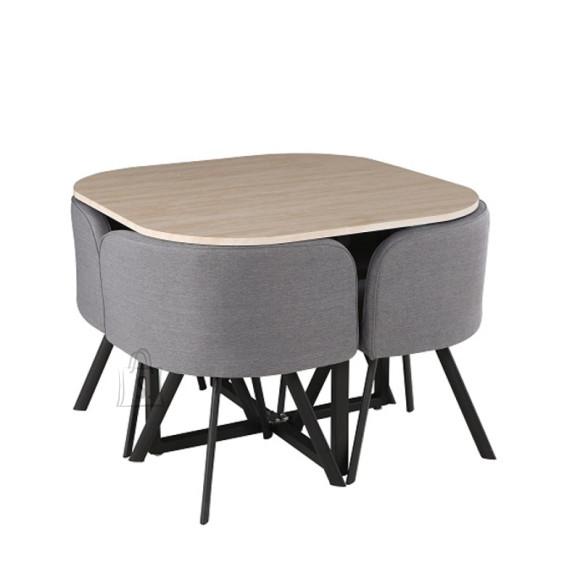 Söögilaua ja toolide komplekt Biaritz