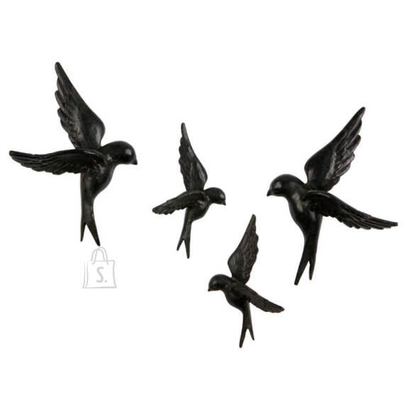Seinakuanistused Linnud 4 tk