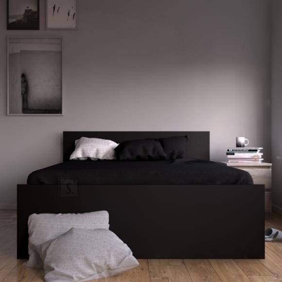 Pesukastiga voodi Naia 140x190 cm