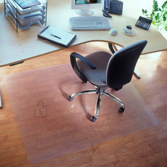 Põranda kaitsematt Budget põrandale 90x120 cm