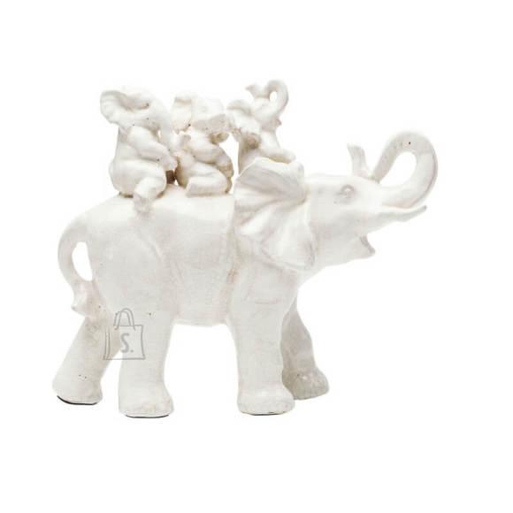 Dekoratiivkuju Riding Elephants
