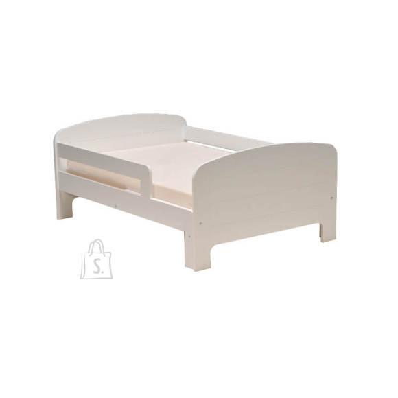 Pikendatav voodi Toby valge