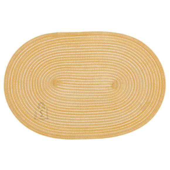 Lauamatt Heini 30x45 cm kollane