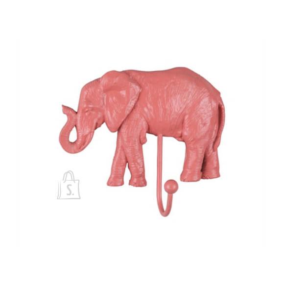 Nagi Elephant korall roosa