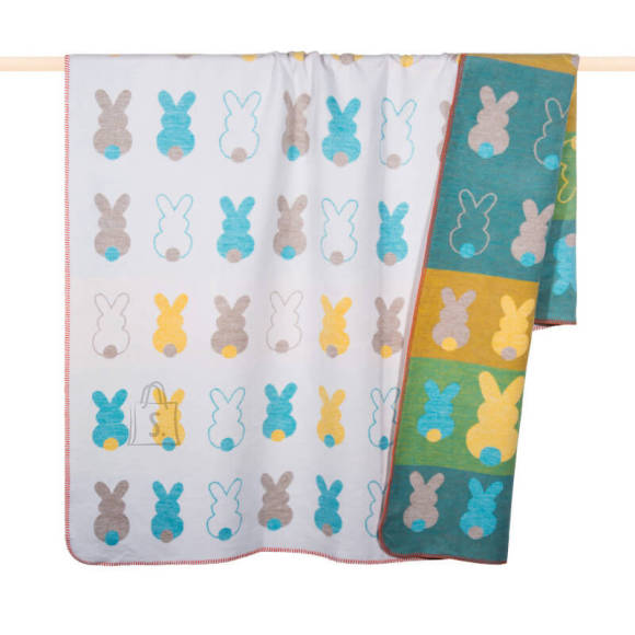 PAD Pleed Bunny 150 x200 cm valge