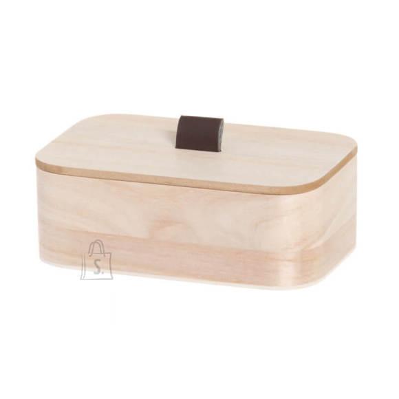 Karp Wooden 16x10 cm