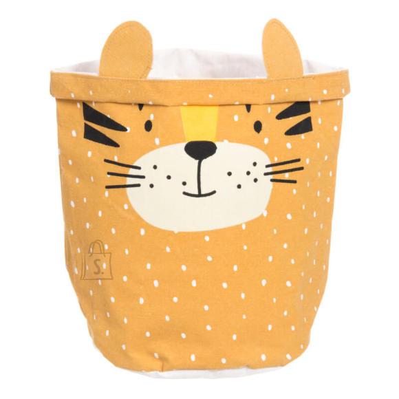 Korv Tiiger H25 cm oran??