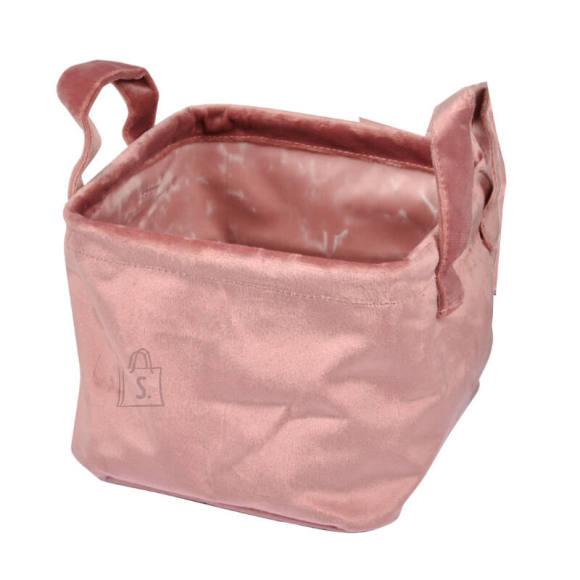 Korv Plain roosa suur