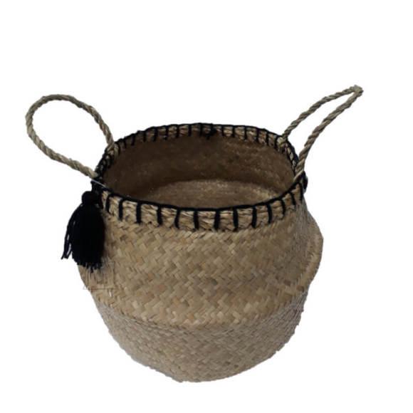 Korv Pompon pruun
