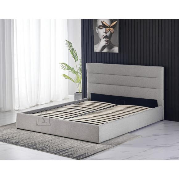 Pesukastiga voodi Milo 140x200 cm