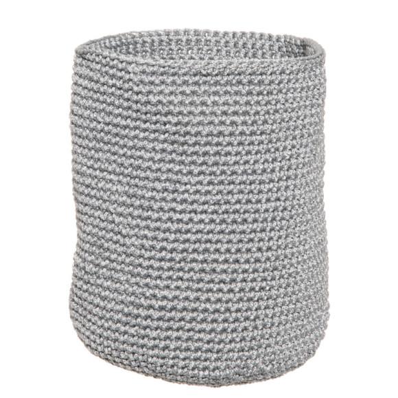 Korv Crochet hall H20 cm