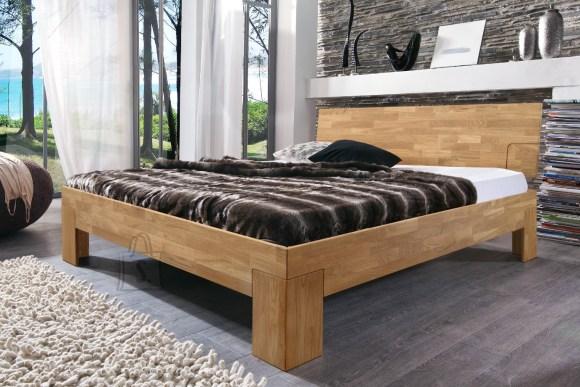 Tammepuidust voodi Sarah 160x200 cm