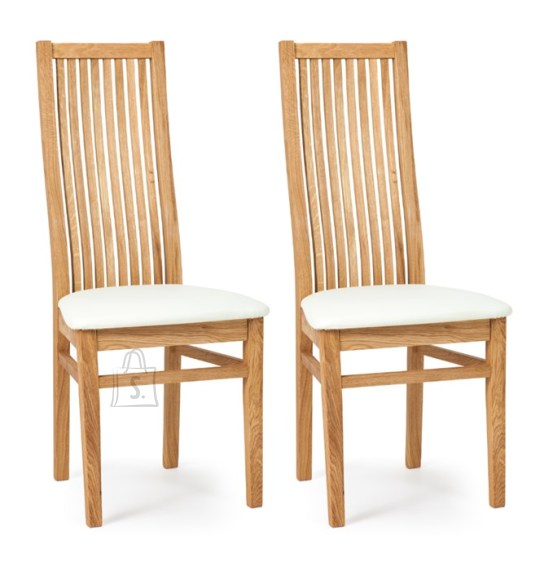 Tammepuidust toolid Sandra, 2 tk