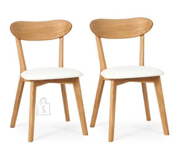Tammepuidust toolid Irma, 2 tk