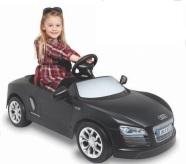 Audi RS pedaalidega auto lastele
