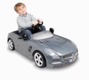 Mercedes SLS pedaalidega auto lastele