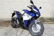 Mootorratas/mopeed Motrac R15 50cc