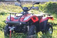 Linhai-Yamaha ATV 200CC VINTS 3000LBS+KONKS