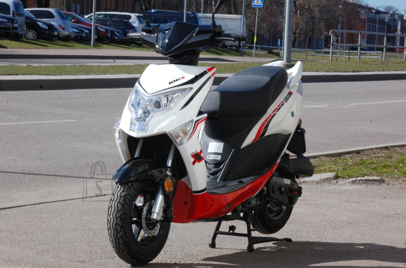 Motoroller New Pach 50cc