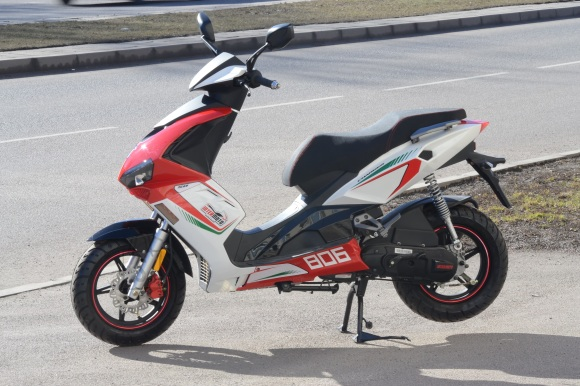 Motoroller Charger 50cc