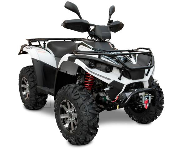 Linhai-Yamaha ATV 400CC VINTS 3000LBS+KONKS