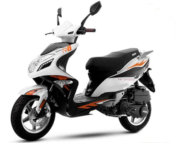 Intermoto motoroller R8 50cc