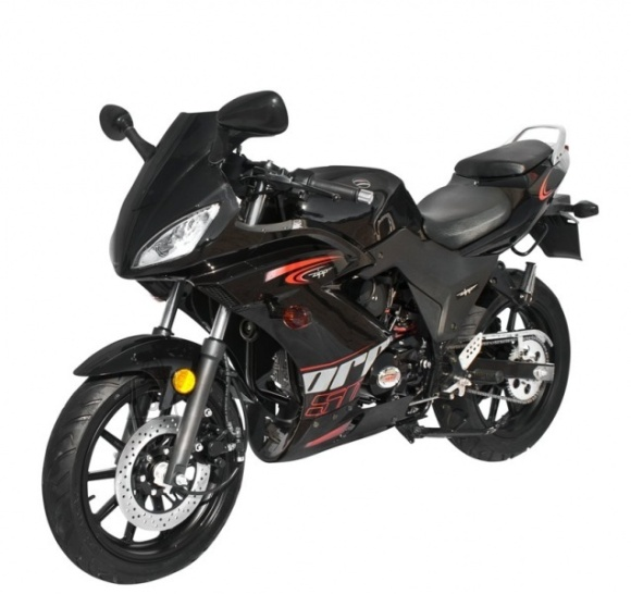 Mootorratas/Mopeed 50cc Pro
