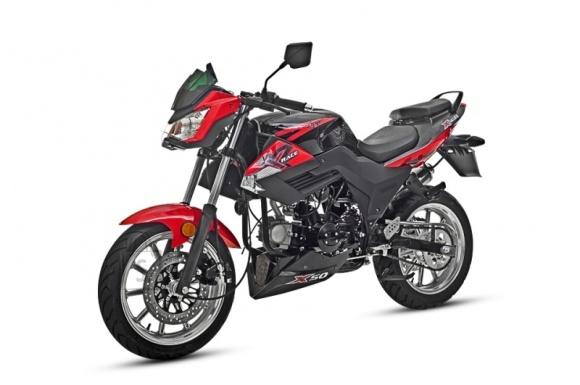 Mootorratas/Mopeed 50cc Xrace