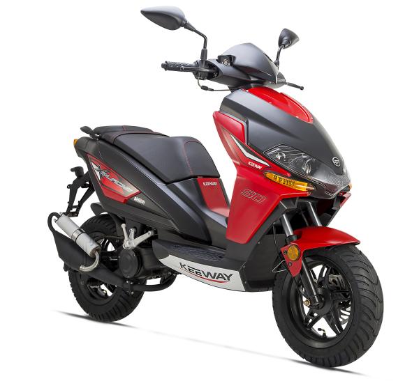 Keeway motoroller X-Blade 50 2T