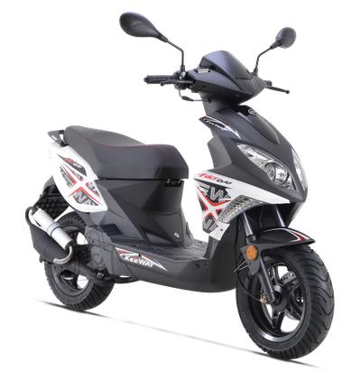 Keeway motoroller F-Act EVO 50 2T