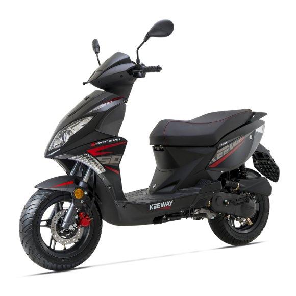 Keeway motoroller F-Act EVO 50 4T EFI