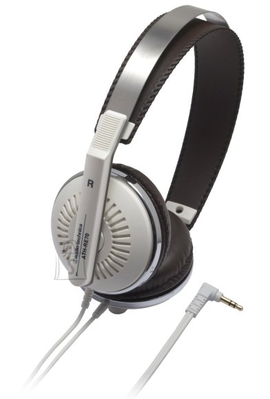 Audio-Technica Kõrvaklapid Audio-Technica ATH-RE70WH