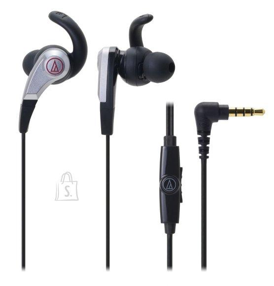Audio-Technica Kõrvaklapid Audio-Technica ATH-CKX5iSBK SonicFuel mikr.+pult Must