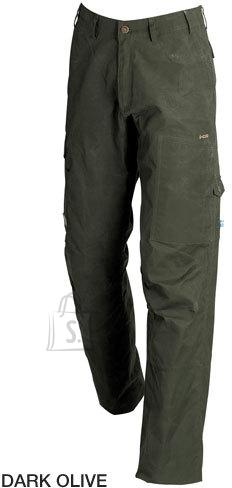 Fjällräven KARL püksid. Suurus: 46 - 60, Värvus: Tumehall