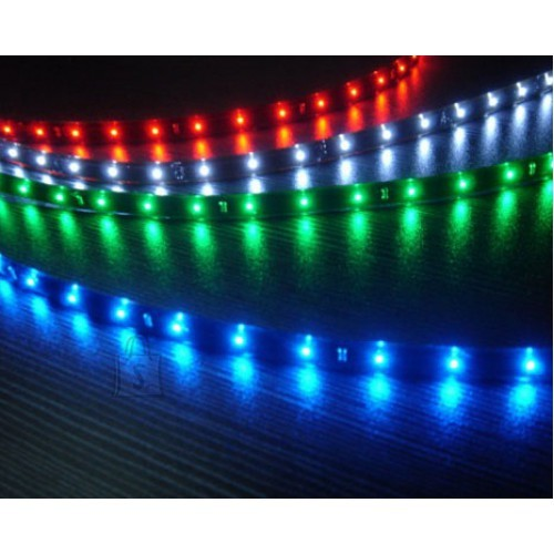 Nordlum LED Riba RGB 14,4W/m 5 meetrit niiskuskindel