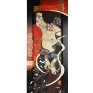 "Maal ""Udif"" Gustav Klimt"