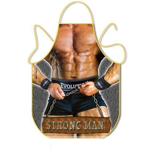 """Põll """"Strong Man"""""""
