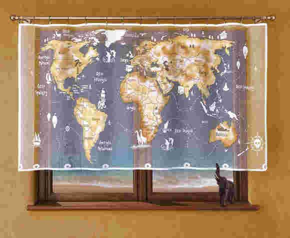 Kardin Maailmakaart