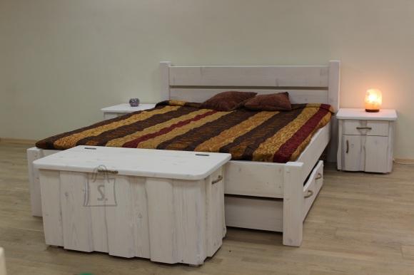 MSL mööbel Täispuidust voodi 006