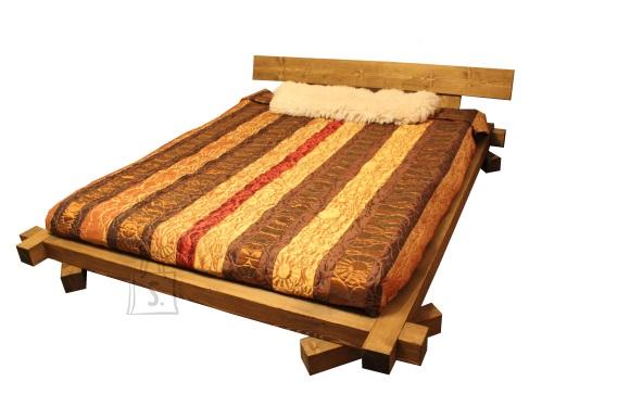 MSL mööbel Täispuidust voodi 002