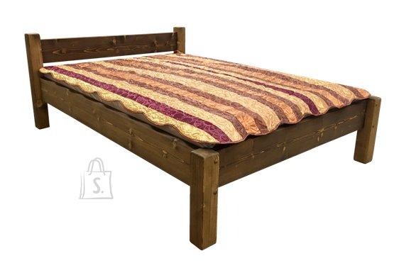 MSL mööbel Täispuidust voodi 001