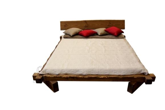 MSL mööbel Täispuidust voodi 007