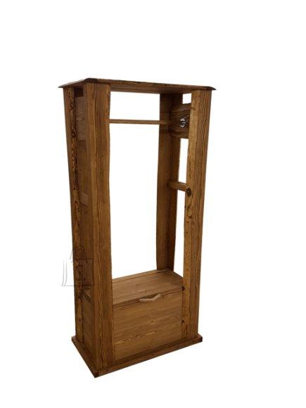 MSL mööbel Riidestange kastiga