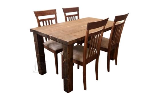 MSL mööbel Täispuidust söögilaud 001