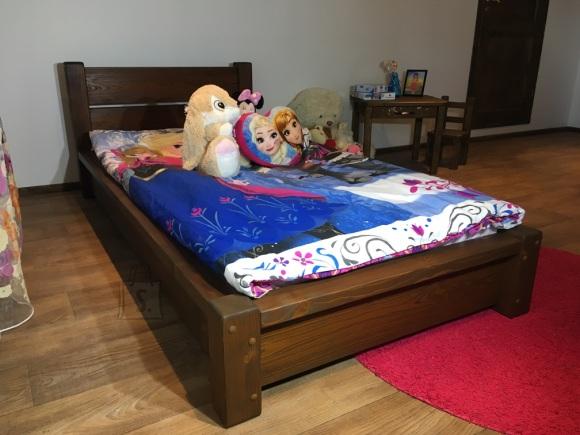 MSL mööbel Täispuidust voodi 009