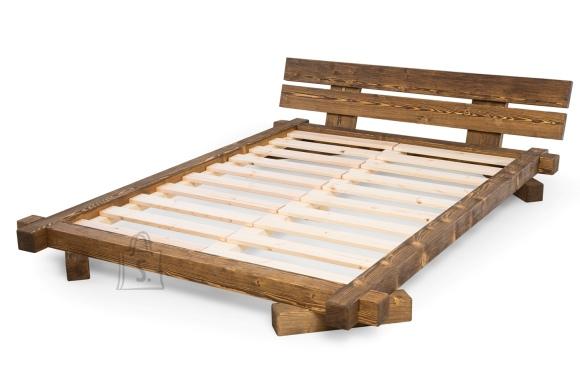 MSL mööbel Täispuidust voodi 002/eri