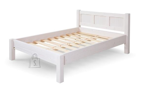 MSL mööbel Täispuidust voodi Freyja