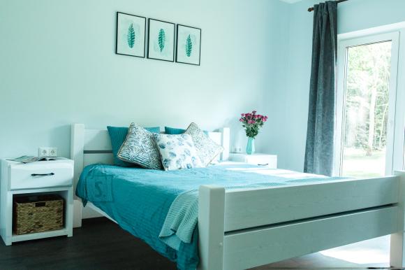 MSL mööbel Täispuidust voodi 005