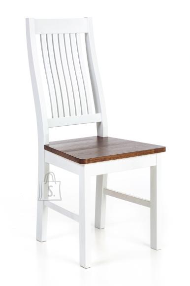 MSL mööbel Tool valge 2tk komplektis